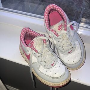 Children's Nike Air Force 1s ... 9C